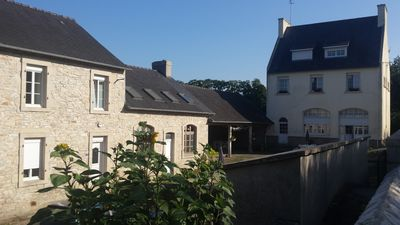Photo for 2BR House Vacation Rental in Plonéour-Lanvern, Bretagne
