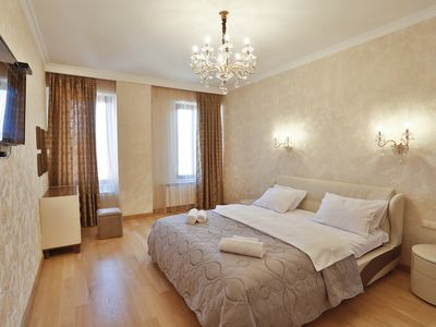 Photo for Luxurious apartment in the city centre