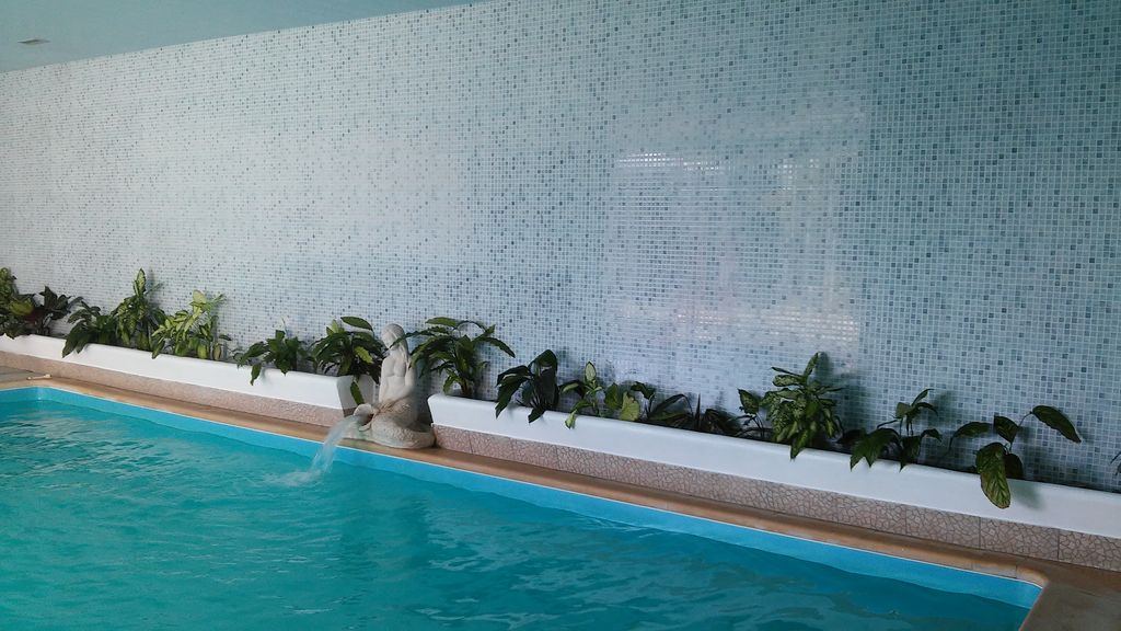 Property Image#6 Villa With Heated Indoor Pool   Holidays In Winter And  Summer