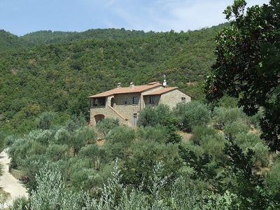 Photo for House in Castiglion Fiorentino with Parking, Internet, Washing machine, Pool (126659)