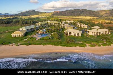 4 Star Beach Front Luxury Resort Lanai