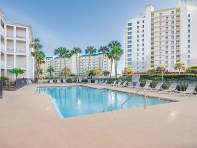 Photo for Grand Caribbean West 116 by PKRM: 1 BR / 1 BA condo in Pensacola, Sleeps 6