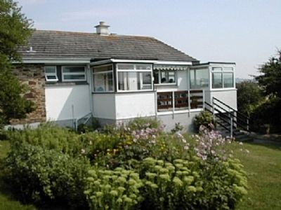 Photo for Detached Cottage, Fabulous Estuary Views, Dog Friendly, 10 min walk to harbourto