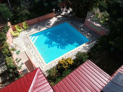 Photo for Ti'Kéol 03 - Apartment with mezzanine, terrace, 2 to 4 people, swimming pool