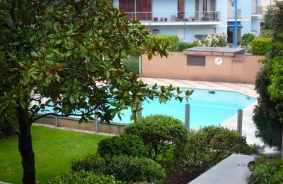 Photo for Apartment 3 Rooms Residence with pool in Mandelieu la Napoule - Facing Port