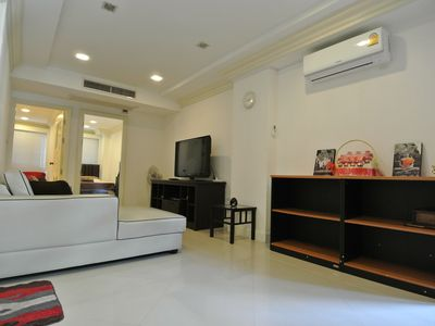 Photo for 2BR Apartment Vacation Rental in BKK, Krung Thep Maha Nakhon