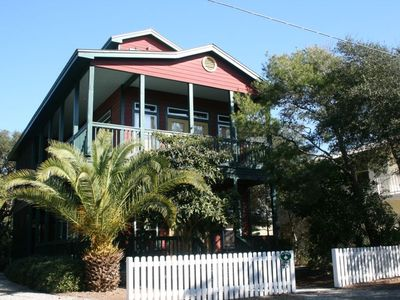 Photo for Playhouse, Next to Seaside in Old Seagrove, Gulf and Seaside Views Over Treetops