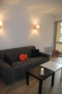 Photo for Apartment sea view in Bénodet steps from the beach