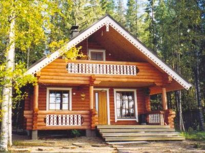Photo for Vacation home Viensuu in Lieksa - 5 persons, 1 bedrooms