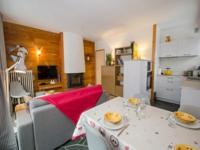 Photo for Apartment Chamonix-Mont-Blanc, 1 bedroom, 5 persons