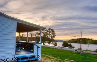 Photo for Adorable Bungalo Village Cottage on Newfound Lake