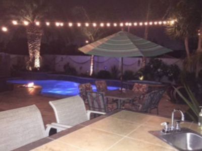 Photo for 1-Mile To Disney ~ Half-Mile To Convention Center ~ Pool Home Tropical Paradise
