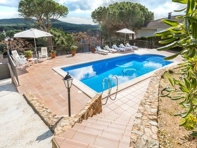Photo for Places4stay Villa Carmen Blanes