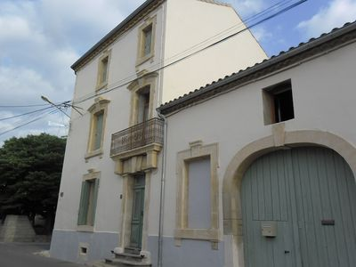 Photo for Large house in sunny Languedoc