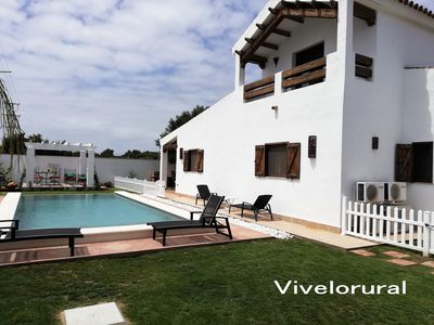 Photo for Villa de Lujo Crpe Diem en Zahora- Cádiz