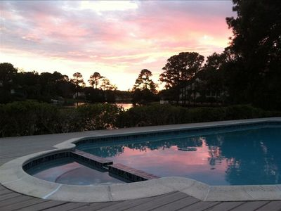 Photo for 23 Starboard Tack-5 BR with Amazing Lagoon View-Palmetto Dunes