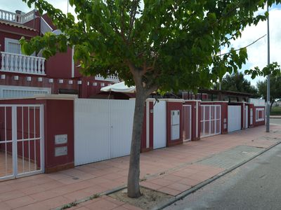Photo for SAN JAVIER Villa in a quiet beach 10 minutes walk Restaurants 200m
