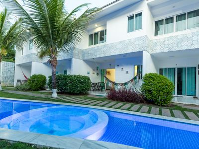 Photo for Excellent House in Porto de Galinhas.