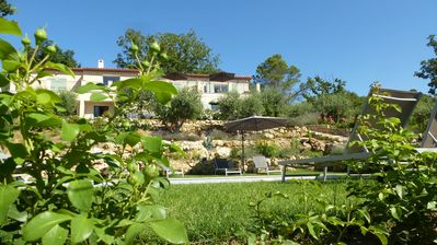 Photo for VALLON DES OLIVIERS - for 4 people KITCHEN, SWIMMING POOL.  back country Var