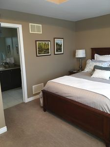 Photo for Modern luxury suite near historic downtown Port Perry