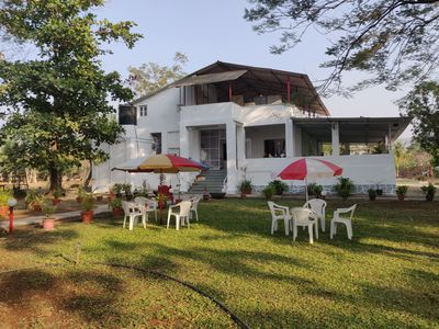 Photo for 5 Acre 3BHK FarmStay @Karjat