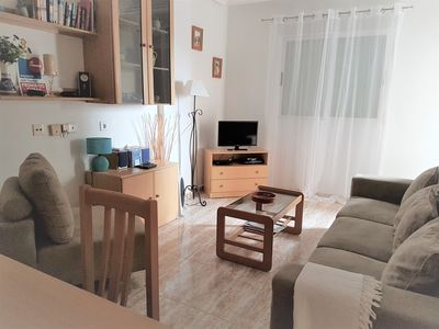 Photo for Super 2 bedroom apartment in La Mata. 3 minutes walk to the beach