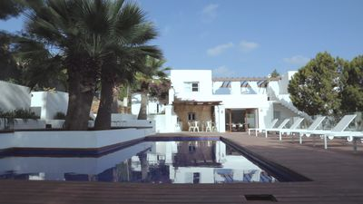 Photo for 6 Br Villa With L Shaped Pool, Beautiful Sea View And The Best Location In Ibiza