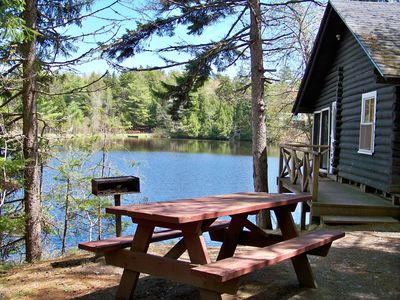 Photo for Pet-Friendly Fully Equipped Cottage with Water View in Downeast Maine, sleeps 4