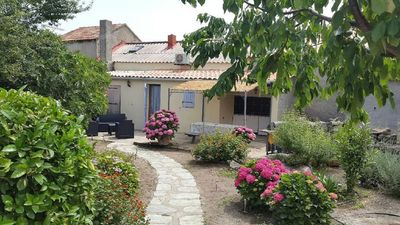 Photo for Detached house 10 minutes from the Gulf of Saint-Florent