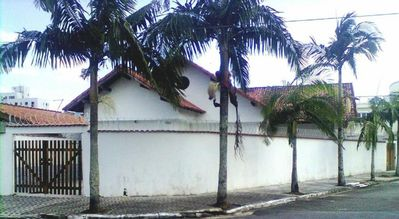 Photo for House w / swimming pool INFANTIL and churrasq. 180m from the beach, Jd. Emperor / Beach Grde