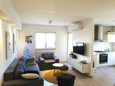 Photo for Comfortable apartment for 4 + 2 persons