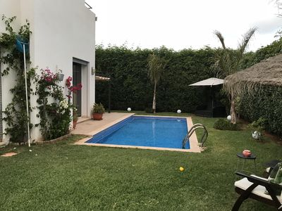 Photo for Modern villa with refined decoration and private pool HOLIDAYS / DISCOVERIES