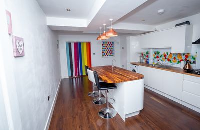 Photo for The Cottons - Spacious Home for Groups with Parking
