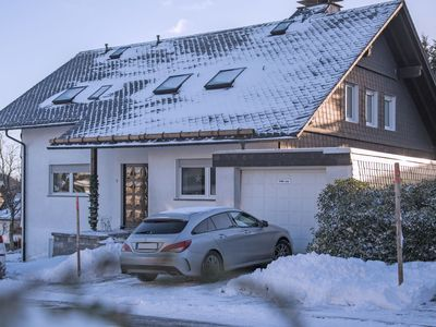 Photo for Large and modern holiday home in the Sauerland next to the famed town of Winterberg