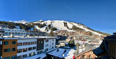 Photo for COURCHEVEL 1850: Luxurious apartment (brand new) located in the heart of the resort