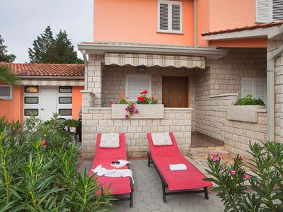 Photo for Holiday apartment Labin for 4 persons with 2 bedrooms - Holiday apartment