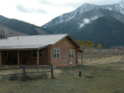 cabin with 2 units available