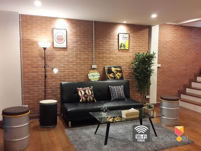 3min from BTS, 4BR, cozy & Fashionable h