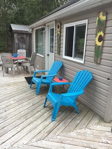 Photo for Sauble Beach Cottage 2 bedrm-sleeps 6--walk to beach and river