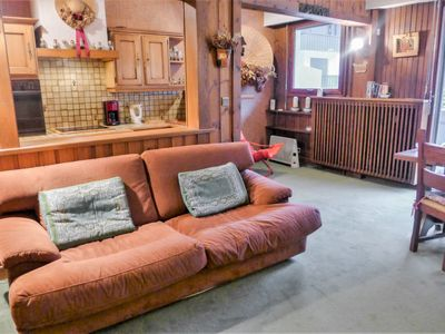Photo for Apartment Le Brévent in Chamonix - 4 persons, 2 bedrooms