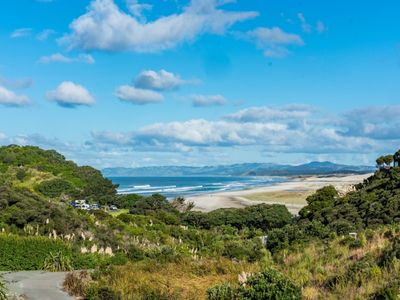 Photo for Sandbar Beach House .... Magical Mangawhai