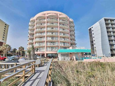 Photo for Beautiful Ocean Front Two Bedroom Pet Friendly Condo