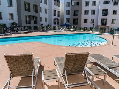 Photo for 2BR/2BA Glamorous Suite in Mission Valley FREE Parking with POOL