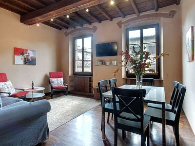 Photo for Apartment in the center of Florence with Internet, Washing machine, Air conditioning (971317)