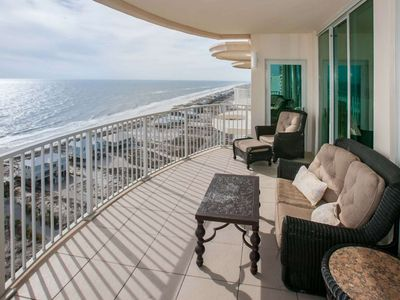 Panoramic Gulf Views | Out/Indoor pools, Hot tub, BBQ, Pier, Deeded beach access, Fitness, Sauna