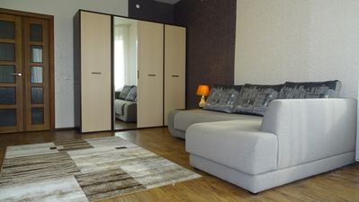 Photo for Excellent apartment.Velikaya river view
