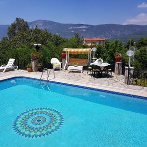 Photo for Sirinköy villa is perfect for privacy ,piece and relaxation