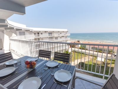 Photo for SEA PEARL - Apartment with sea views in Daimuz.