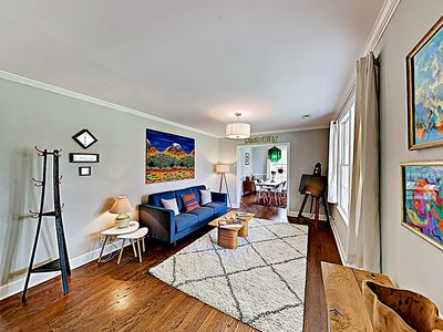 Photo for New Listing! East Nashville Hideaway w/ Deck & Rec Room - Near Downtown!