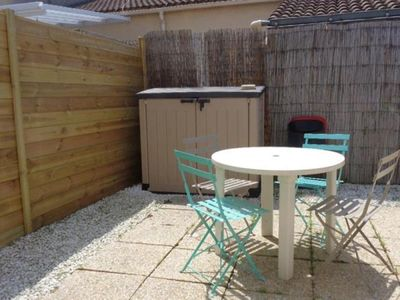 Photo for Villa Les Sables-d'Olonne, 1 bedroom, 4 persons